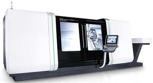 �f能型�削中心CTX gamma 2000 / linear