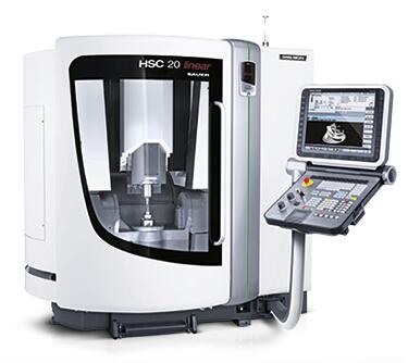 高精度加工中心HSC 20 linear