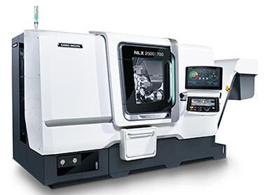 �f能型�削中心NLX 2500/700