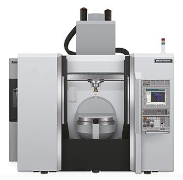 高精度5�S立式加工中心NMV 8000 DCG