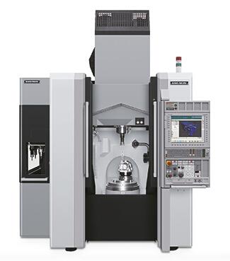 5�S�削加工中心NMV 3000 DCG