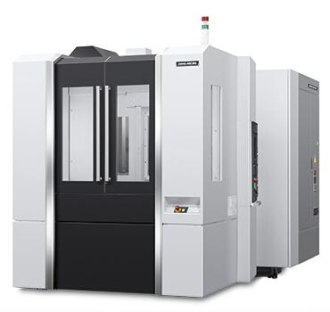 高精度�P式加工中心NH 5000 DCG/40