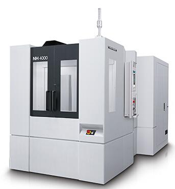NH 4000 DCG高精度�P式加工中心