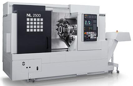 高精度CNC�悼剀�床NL 2500
