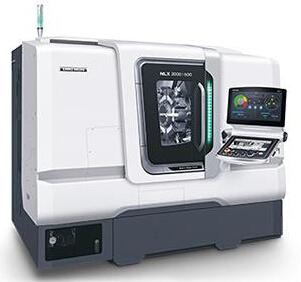 �f能型�削中心NLX 2000SY/500