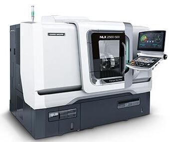 �f能型�削中心NLX2500/500
