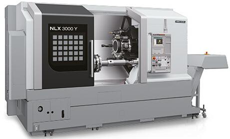 �削中心NLX 3000Y/700