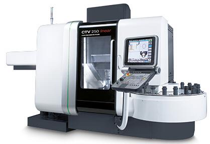 立式�床CTV 250 / linear