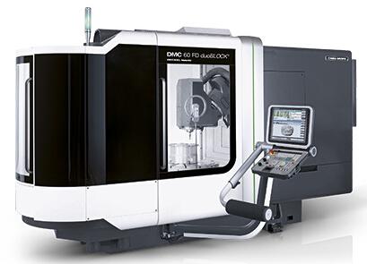 DMC 60 FD duoBLOCK®5�S�f能型加工中心