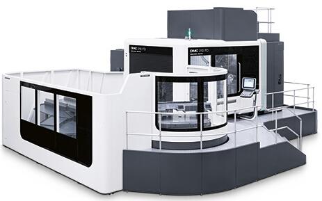 DMC 5�S�f能型加工中心210 FD