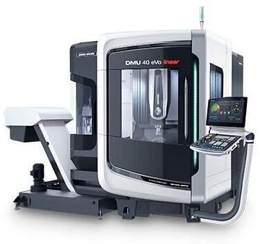5�S�削加工中心DMU 40 eVo / linear
