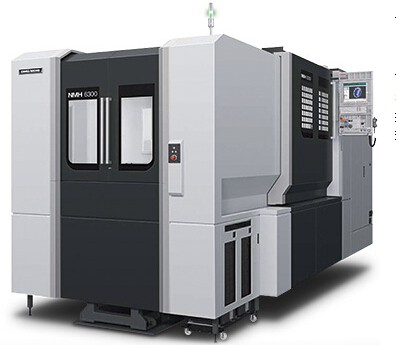 高精度�P式5�S加工中心NMH 6300 DCG