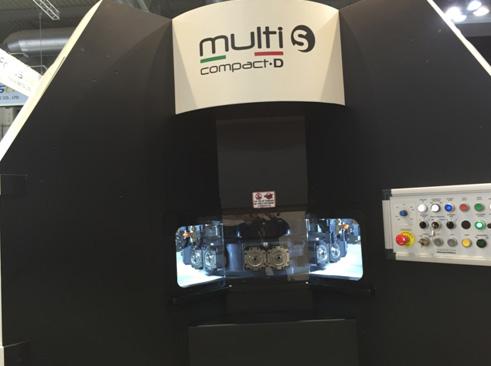 意大利穆里迪Multi公司组合机生产线