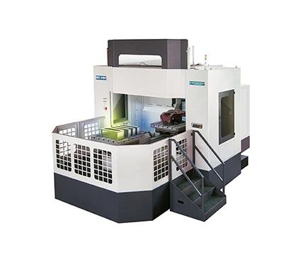 MC-H80G�P式加工中心