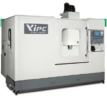 �铊F�T型立式加工中心YVM-1000H