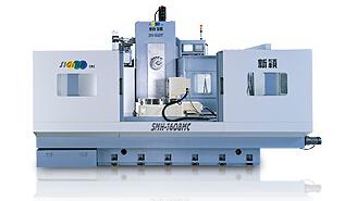 cnc卧式动柱切削加工中心机SMH-1608MC