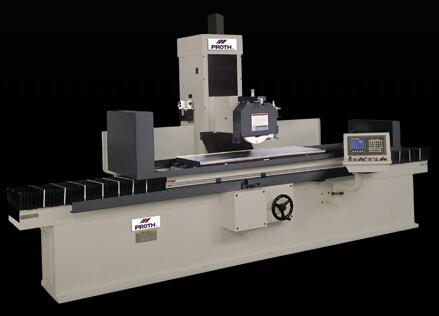 中型立柱移动式平面磨床系列PSGC-50100AHR