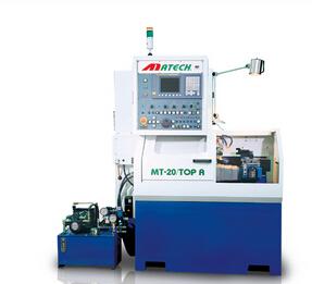 高精密电脑数控CNC车床MT-20