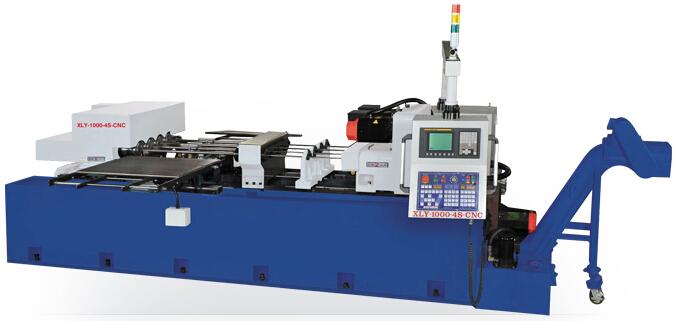 XL/XLY-500/1000(CNC)立式�床