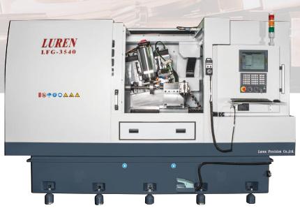 LFG-3540CNC数控成形砂轮磨齿机