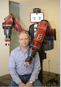 Baxter 智能�f作�C器人