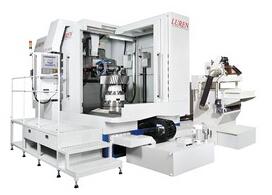 立式�X�成形磨床LFG-8040