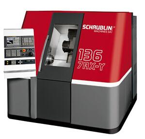 瑞士肖布林136系列高精度车削中心