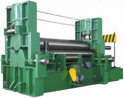供应W11系列液压式三辊对称式卷板机