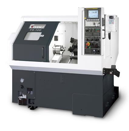 TS/TLS-100高速CNC�削中心