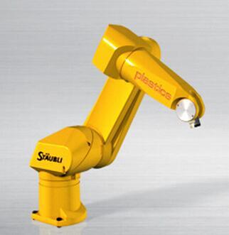 RX160 plastics 塑料工�I�C器人