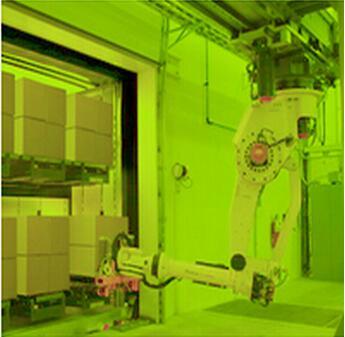 M-900工�I�C器人