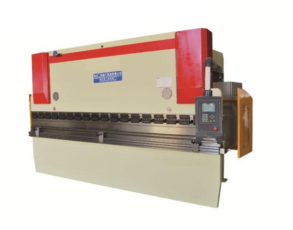 WC67Y-100T/3200液压(数显)板料折弯机