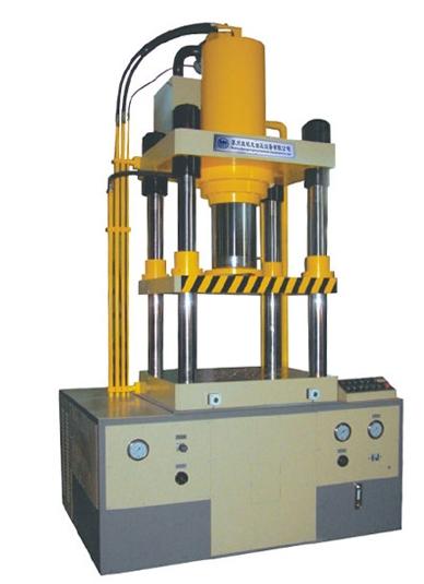 无锡四柱油压机生产商|四柱油压机型号|四柱油压机图片