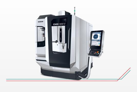 立式加工中心CMX 600 V